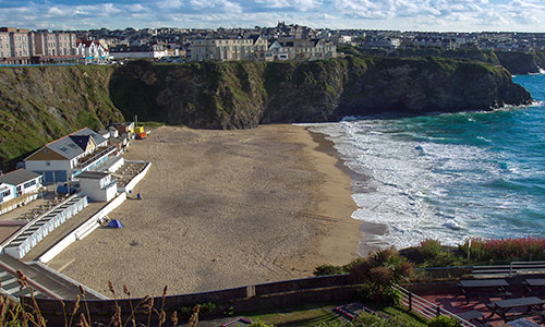 Newquay Resort, Cornwall